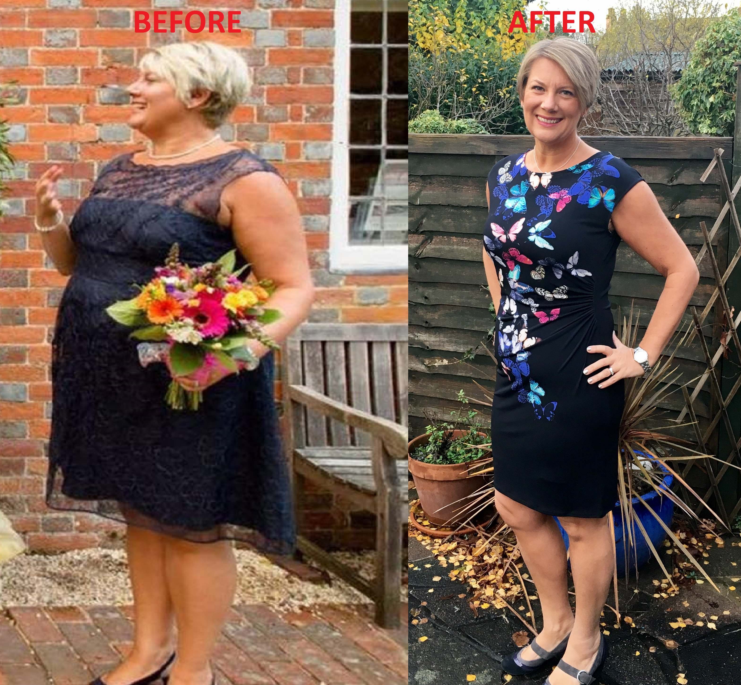 Jane's Weight Loss Journey with £'s for Lbs charity Program – 5 stone and counting……